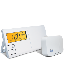 Беспроводной программируемый регулятор температуры Salus 091FL RF