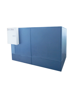 Стационарная теплоаккумуляционная установка 27 кВт
