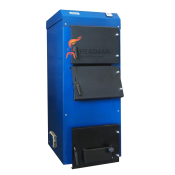 Твердотопливный котел UNIMAX КТ турбо - 200 кВт