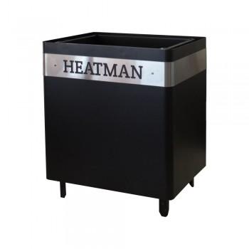 "Электрокаменка ""Heatman Cube"" 9 кВт с эл. бл. уп."